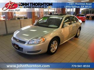 2014 Chevrolet Impala Limited Sedan for sale in Lithia Springs for $15,998 with 11,119 miles