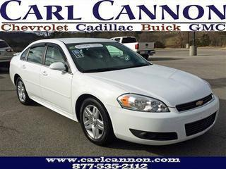 2011 Chevrolet Impala Sedan for sale in Jasper for $13,995 with 57,605 miles.