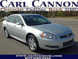 2014 Chevrolet Impala Limited Sedan for sale in Jasper for $16,995 with 16,214 miles.