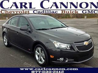 2014 Chevrolet Cruze Sedan for sale in Jasper for $16,959 with 12,977 miles.