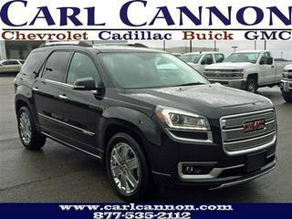 2014 GMC Acadia SUV for sale in Jasper for $42,995 with 3,298 miles