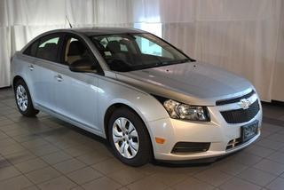 2013 Chevrolet Cruze Sedan for sale in Wilmington for $13,995 with 21,983 miles