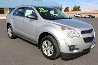 2013 Chevrolet Equinox SUV for sale in Victorville for $17,937 with 53,651 miles