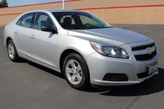 2013 Chevrolet Malibu Sedan for sale in Victorville for $16,937 with 24,841 miles.
