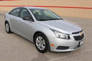 2013 Chevrolet Cruze Sedan for sale in Victorville for $14,937 with 27,786 miles