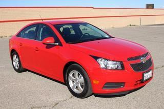 2014 Chevrolet Cruze Sedan for sale in Victorville for $14,937 with 38,089 miles.