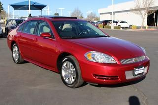 2014 Chevrolet Impala Limited Sedan for sale in Victorville for $15,937 with 27,445 miles
