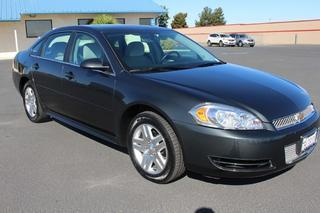 2014 Chevrolet Impala Limited Sedan for sale in Victorville for $15,937 with 23,911 miles