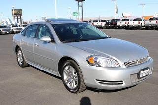 2013 Chevrolet Impala Sedan for sale in Victorville for $15,937 with 24,524 miles