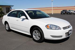 2014 Chevrolet Impala Limited Sedan for sale in Victorville for $14,937 with 23,669 miles