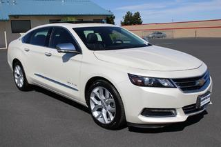 2014 Chevrolet Impala Sedan for sale in Victorville for $27,937 with 17,339 miles