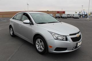 2014 Chevrolet Cruze Sedan for sale in Victorville for $15,937 with 8,398 miles