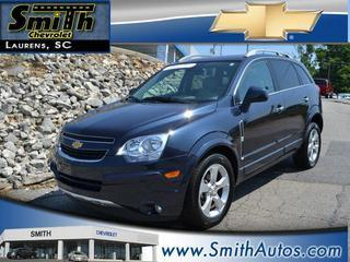 2014 Chevrolet Captiva Sport SUV for sale in Laurens for $22,000 with 16,720 miles.