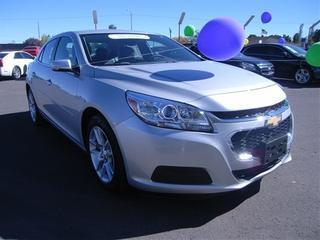 2014 Chevrolet Malibu Sedan for sale in Flagstaff for $19,090 with 16,886 miles