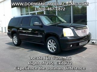2012 GMC Yukon XL SUV for sale in Dunn for $44,318 with 68,941 miles.