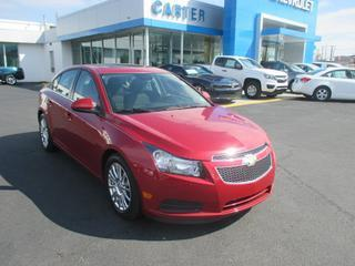 2013 Chevrolet Cruze Sedan for sale in Shelby for $15,987 with 43,883 miles
