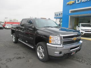 2011 Chevrolet Silverado 2500 Crew Cab Pickup for sale in Shelby for $41,987 with 66,403 miles