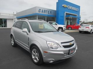 2014 Chevrolet Captiva Sport SUV for sale in Shelby for $18,986 with 19,547 miles