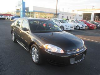 2013 Chevrolet Impala Sedan for sale in Shelby for $14,995 with 42,772 miles.