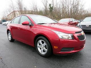 2011 Chevrolet Cruze Sedan for sale in Columbia for $14,995 with 27,921 miles.