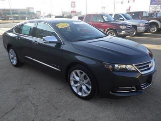 2014 Chevrolet Impala Sedan for sale in Enid for $26,500 with 12,361 miles