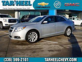 2013 Chevrolet Malibu Sedan for sale in Roxboro for $17,995 with 41,877 miles