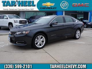 2014 Chevrolet Impala Sedan for sale in Roxboro for $22,995 with 15,684 miles.