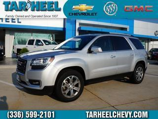 2014 GMC Acadia SUV for sale in Roxboro for $30,995 with 35,177 miles.