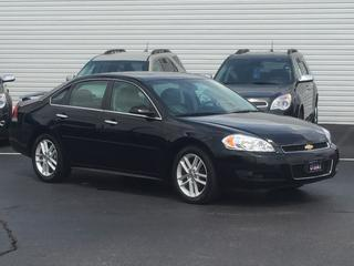 2014 Chevrolet Impala Limited Sedan for sale in Union City for $19,746 with 17,869 miles