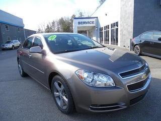 2012 Chevrolet Malibu Sedan for sale in Mt Airy for $14,995 with 27,180 miles