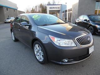 2013 Buick LaCrosse Sedan for sale in Mt Airy for $16,950 with 55,617 miles.