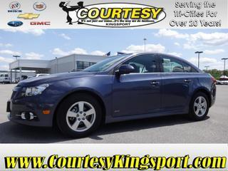 2013 Chevrolet Cruze Sedan for sale in Kingsport for $16,995 with 17,113 miles