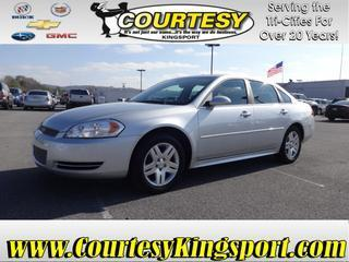 2012 Chevrolet Impala Sedan for sale in Kingsport for $14,975 with 47,533 miles.