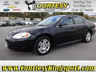 2012 Chevrolet Impala Sedan for sale in Kingsport for $16,975 with 17,956 miles.
