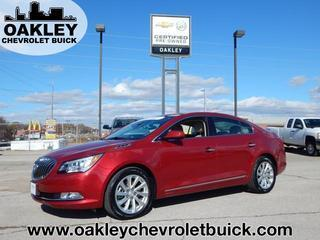 2014 Buick LaCrosse Sedan for sale in Bartlesville for $24,995 with 3,484 miles.