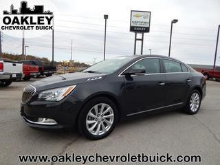 2014 Buick LaCrosse Sedan for sale in Bartlesville for $24,995 with 27,505 miles.