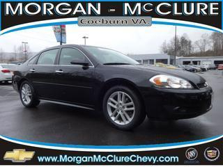 2014 Chevrolet Impala Limited Sedan for sale in Coeburn for $20,995 with 24,411 miles