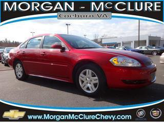 2014 Chevrolet Impala Limited Sedan for sale in Coeburn for $17,995 with 26,593 miles