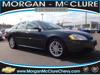 2014 Chevrolet Impala Limited Sedan for sale in Coeburn for $20,900 with 15,830 miles