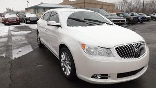 2013 Buick LaCrosse Sedan for sale in Summersville for $29,900 with 24,589 miles