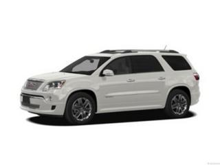 2012 GMC Acadia SUV for sale in Summersville for $40,900 with 45,917 miles