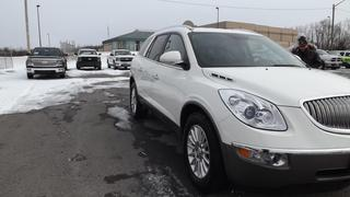2011 Buick Enclave SUV for sale in Summersville for $32,900 with 40,117 miles