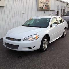 2014 Chevrolet Impala Limited Sedan for sale in Vincennes for $21,995 with 12,993 miles
