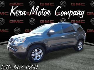 2011 GMC Acadia SUV for sale in Winchester for $17,949 with 73,494 miles.