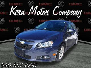2014 Chevrolet Cruze Sedan for sale in Winchester for $16,949 with 14,091 miles