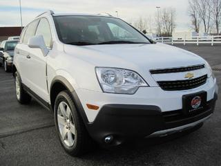 2012 Chevrolet Captiva Sport SUV for sale in Hillsboro for $16,995 with 29,693 miles.