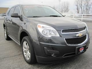 2012 Chevrolet Equinox SUV for sale in Hillsboro for $16,995 with 51,811 miles.