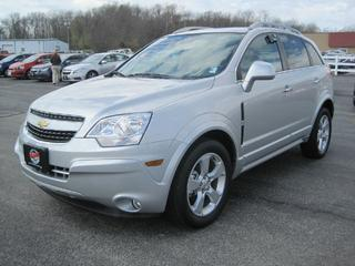 2014 Chevrolet Captiva Sport SUV for sale in Hillsboro for $20,995 with 14,550 miles