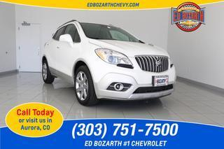 2014 Buick Encore SUV for sale in Aurora for $21,988 with 24,044 miles.