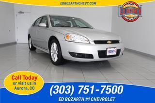 2014 Chevrolet Impala Limited Sedan for sale in Aurora for $18,488 with 15,269 miles.